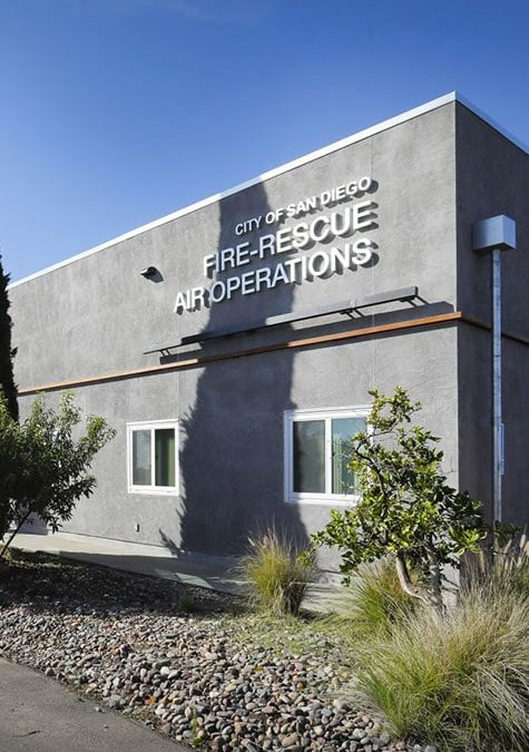 Fire Air Rescue Ops Facility